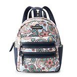 Stone & Co. Paisley Mini Backpack