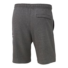 "Men's Nike ""Just Do It"" Fleece Shorts"