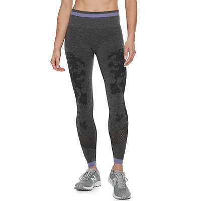 Women's Tek Gear® Seamless Midrise Leggings