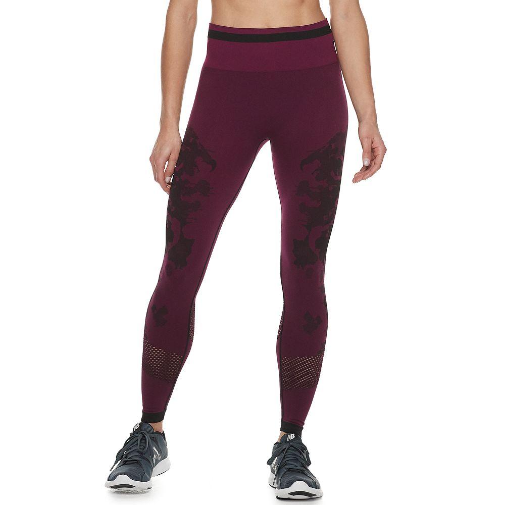 Women's Tek Gear® Seamless Midrise Leggings