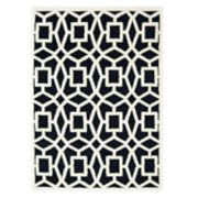 United Weavers Pure Collection Lemniscate Geometric Rug