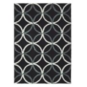 United Weavers Pure Collection Triquetra Geometric Rug