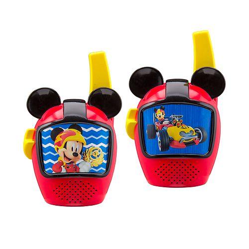 Disney's Mickey Mouse Mid-Range Walkie Talkies