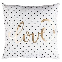 Safavieh Spotted Love Pillow