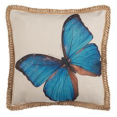 Safavieh Ellia Butterfly Pillow