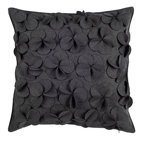 Safavieh Siena Floral Applique Pillow