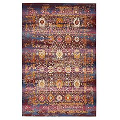 Nourison Vintage Kashan Boho Rug