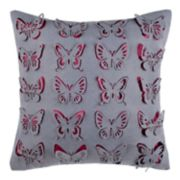 Safavieh Wonderlous Wings Butterfly Pillow
