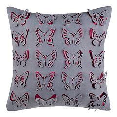 Safavieh Wonderlous Wings Butterfly Pillow