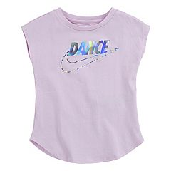 Toddler Girl Nike Foiled Graphic Tee