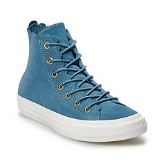 Women's Converse Chuck Taylor All Star Suede High Top Shoes