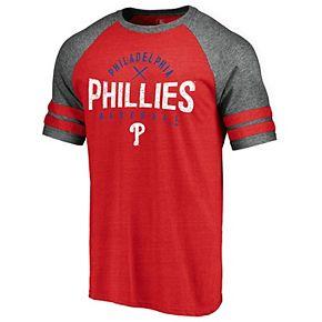 Men's Philadelphia Phillies Moments of Momentum Tee