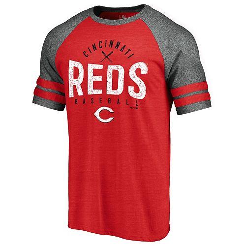 Men's Cincinnati Reds Moments of Momentum Tee