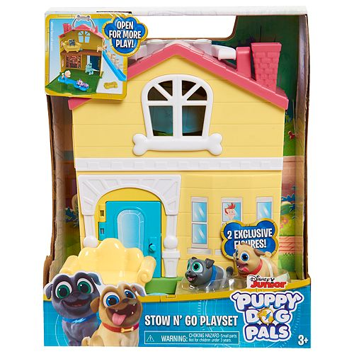 Puppy Dog Pals Stow N Go Playset