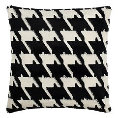 Safavieh Hanne Houndstooth Pillow