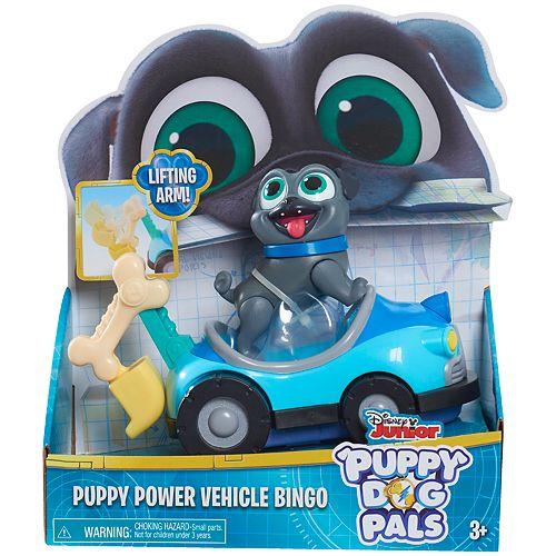Puppy Dog Pals Puppy Power Vehicle- Bingo