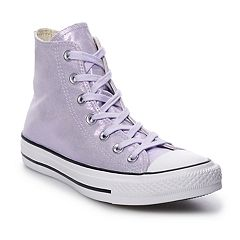 Women's Converse Chuck Taylor All Star Shimmer High Top Shoes