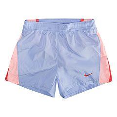 Toddle Girl Nike Dri-FIT 10k Colorblock Shorts