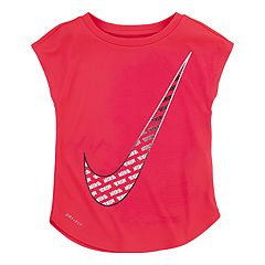 Toddler Girl Nike Dri-FIT Short-Sleeve Graphic Tee
