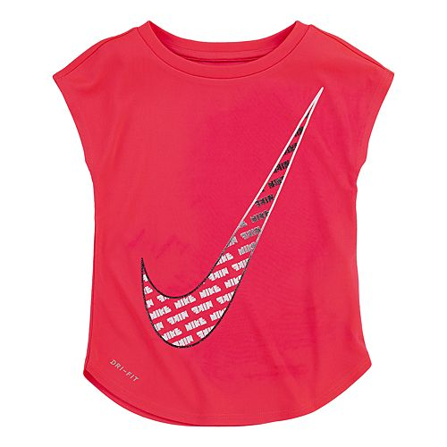 Toddler Girl Nike Dri-FIT Short-Sleeve Graphic Tee