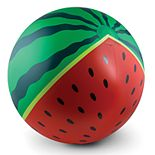 BigMouth Inc. Beach Ball Watermelon