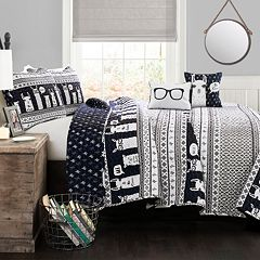 Lush Decor Kemmy Quilt Set