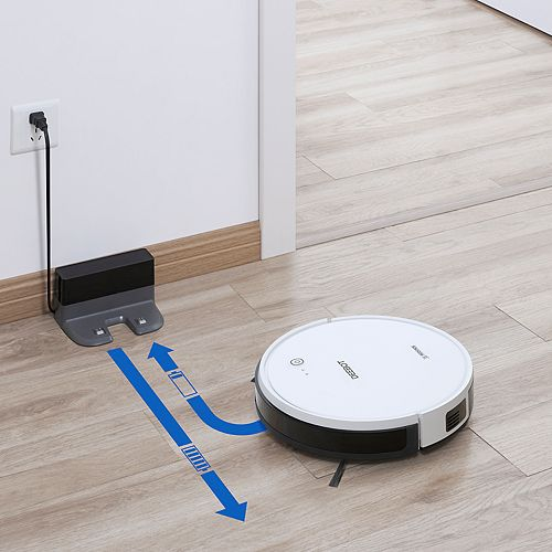 Ecovacs DEEBOT 600 Multi-Surface Robotic Vacuum Cleaner