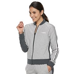 Women's adidas Essentials Full Zip Bomber Jacket