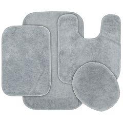 Grey Bath Rug Sets Bath Rugs Mats Bathroom Bed Bath Kohl S