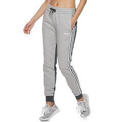 Women's adidas Essentials Cotton-Blend Midrise Jogger Pants