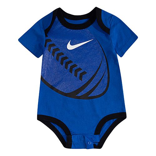 Baby Boy Nike Football Bodysuit
