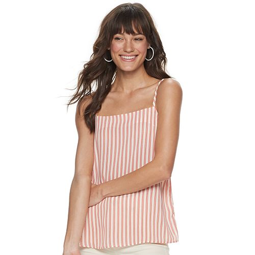 Women's POPSUGAR Square Neck Cami