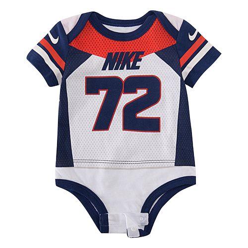 e4afa17ac10 Baby Boy Nike Football Jersey Bodysuit