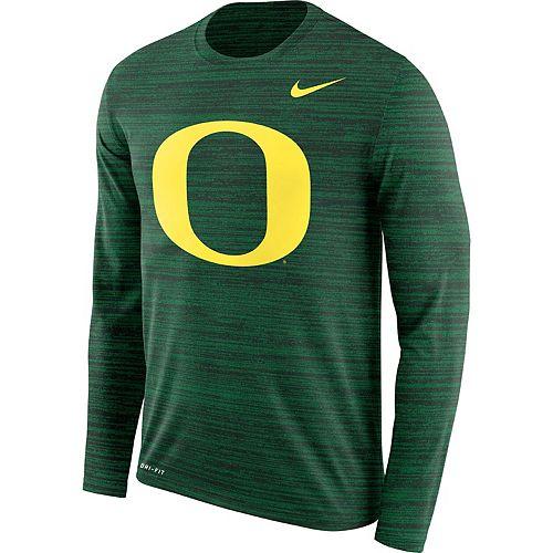Men's Nike Oregon Ducks Legend Travel Tee