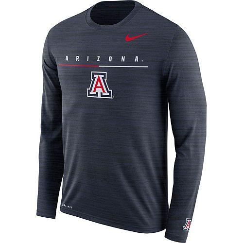 Men's Nike Arizona Wildcats Legend Travel Tee