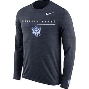 Men's Nike BYU Cougars Legend Travel Tee