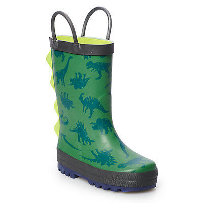 Carter's Bart-R Toddler Boys' Dinosaur Rain Boots