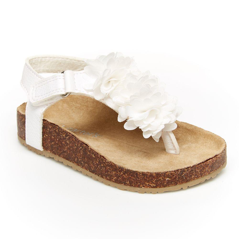 Carter's Bliss 3 Toddler Girls' Sandals