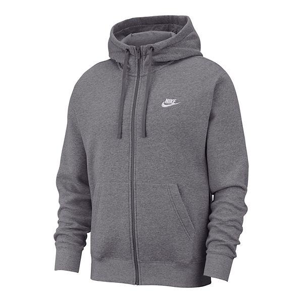 Ajustarse A veces Seducir  Men's Nike Sportswear Club Fleece Full-Zip Hoodie