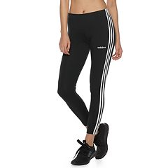a57475b425742d Women's adidas Essential 3-stripe Midrise Leggings