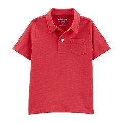 Toddler Boy OshKosh B'gosh® Pocket Polo