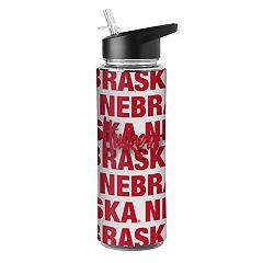 Boelter Nebraska Cornhuskers Neoprene Water Bottle