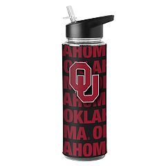 Boelter Oklahoma Sooners Neoprene Water Bottle