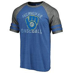 Men's Milwaukee Brewers Earn Your Stripes Tee