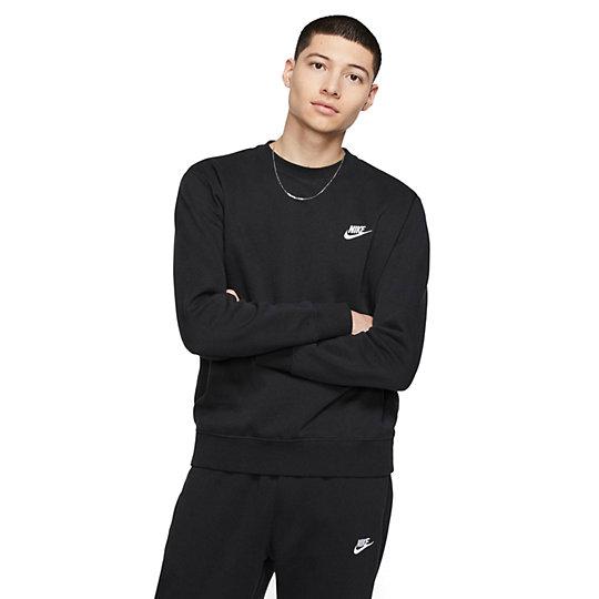 Men's Nike Club Fleece Crew