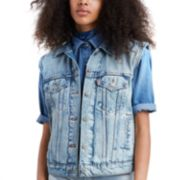 NEW! Women's Levi's® Ex-Boyfriend Jean Vest
