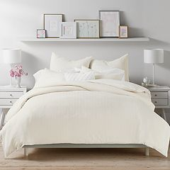 LC Lauren Conrad Solid Sunday Comforter Set