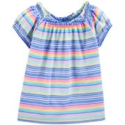 Toddler Girl OshKosh B'gosh® Smocked Tee