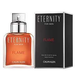 Calvin Klein Eternity Flame Men's Cologne - Eau de Toilette