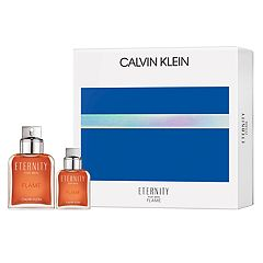 Calvin Klein Eternity Flame Men's Gift Set